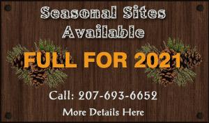 seasonal sites available
